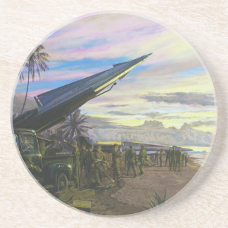 Live Fire at Kahuku by Jim Dietz Coasters