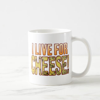 Live For Blue Cheese Coffee Mug