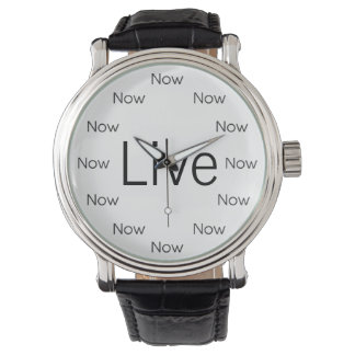 Live For Now Watches