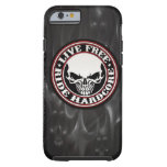 Live Free Tough iPhone 6 Case
