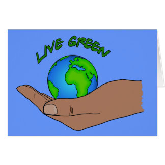 live green card