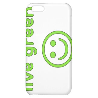 Live Green Pro Environment Eco Friendly Renewable iPhone 5C Covers
