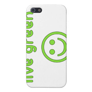 Live Green Pro Environment Eco Friendly Renewable Covers For iPhone 5
