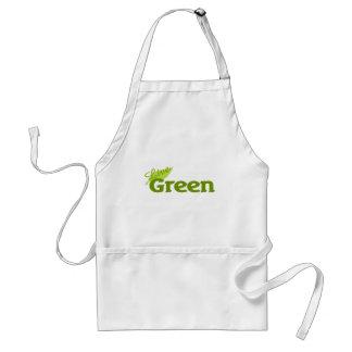 Live Green Standard Apron