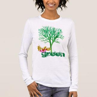 Live Green T Long Sleeve T-Shirt