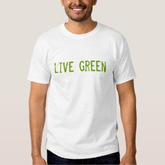 live green tshirt