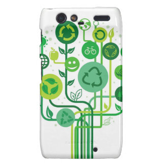 Live Healthy Collection Motorola Droid RAZR Covers