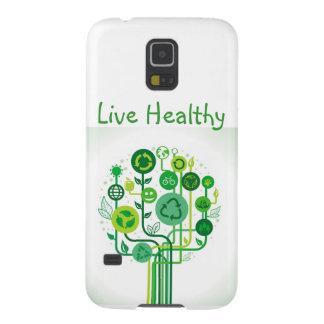 Live Healthy Collection Galaxy Nexus Case