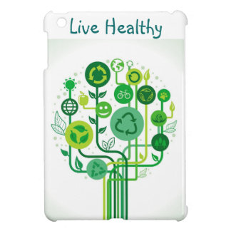 Live Healthy Collection iPad Mini Cover