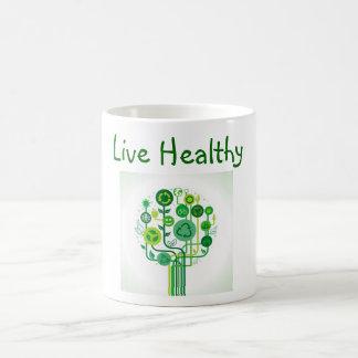 Live Healthy Mug