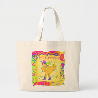 Live It Up Chick Power Tote Bag