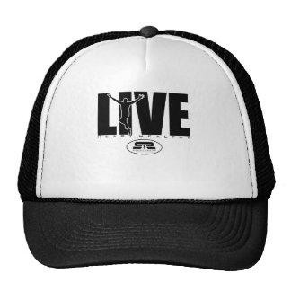 LIVE.jpg Trucker Hats