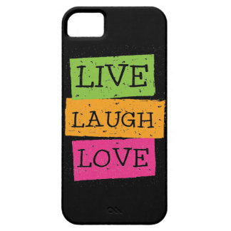Live Laugh Love 2 iPhone 5 Cases