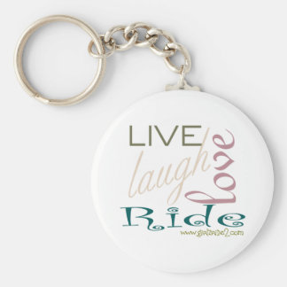 Live*Laugh*Love - Keychain