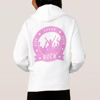 Live Laugh Love ROCK (pink)