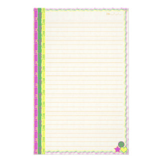 Live - Laugh - Love Customised Stationery