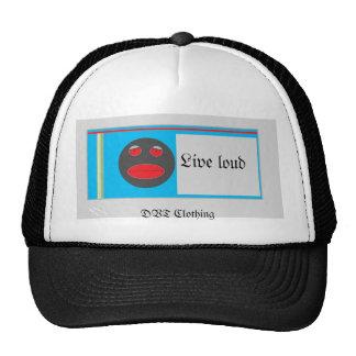 Live loud cap