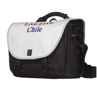 Live Love Chile Commuter Bag