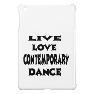 Live Love Contemporary iPad Mini Cases