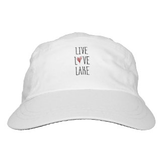 Live Love Lake Hat