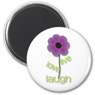 Live Love Laugh Fridge Magnets