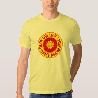 LIVE LOVE LAUGH -- shirt - choose style & color