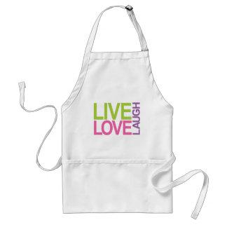 Live Love Laugh Standard Apron