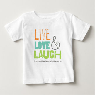 live love laugh tees