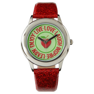 Live Love Laugh watches