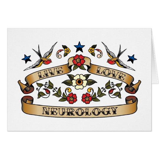 Live Love Neurology Card
