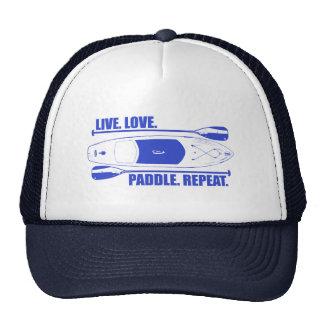 Live Love Paddle Repeat Cap