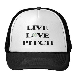 Live Love Pitch Cap