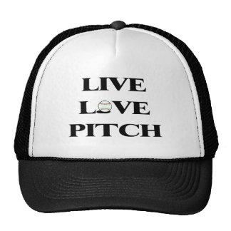 Live Love Pitch Cap