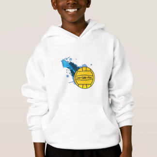 Live Love Polo - Water Polo Sweatshirts For Kids