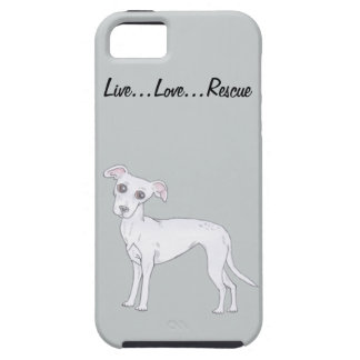 Live...Love...Rescue Case For The iPhone 5