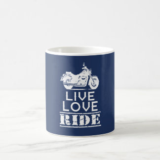 LIVE - LOVE - RIDE COFFEE MUG