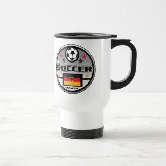 Live Love Soccer Germany Travel Mug