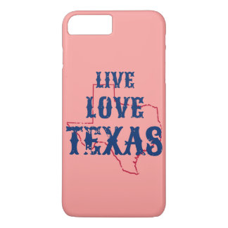 Live Love Texas phone case
