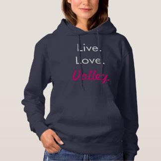Live Love Volley Sweatshirt