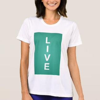 Live Modern Trendy Color T-Shirt