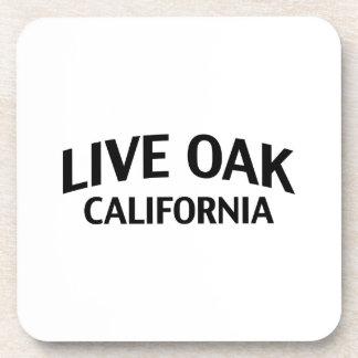 Live Oak California Coasters