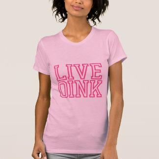 Live Oink Tshirt