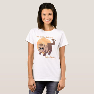 Live On The Dookside Ferret T-shirt