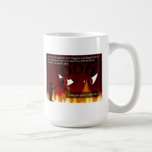 Live Reporter Coffee Mug