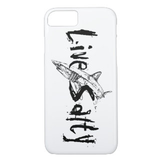 Live Salty Mako PH iPhone 7 Case