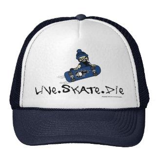Live Skate Die Hat