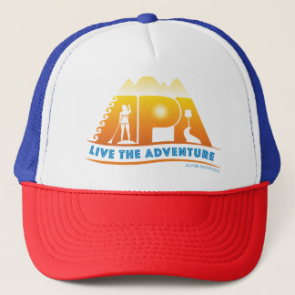 Live The Adventure Hat