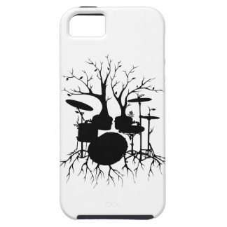 Live the Beat to the Tempo of Creation ~ drum Tough iPhone 5 Case