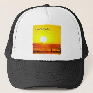 Live the Life Surfer hat