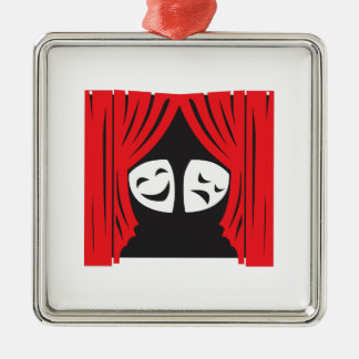 LIVE THEATRE CHRISTMAS TREE ORNAMENT